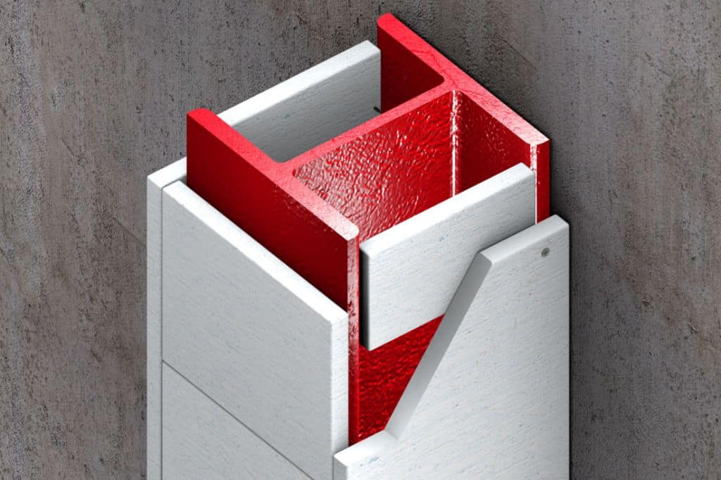 Calcium silicate fire protective board promat promatect h for Fire sprinkler system cost calculator