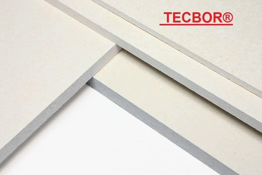 Ugunsdrošā plāksne Tecbor B (4
