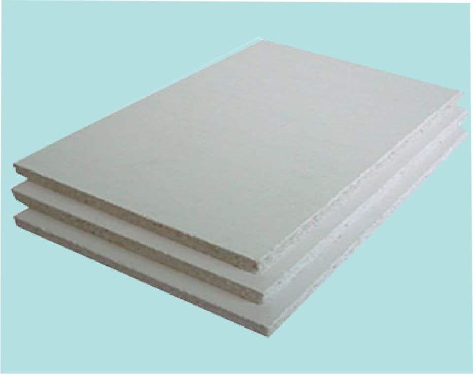 Magnezīta plāksnes (Baltas, 8