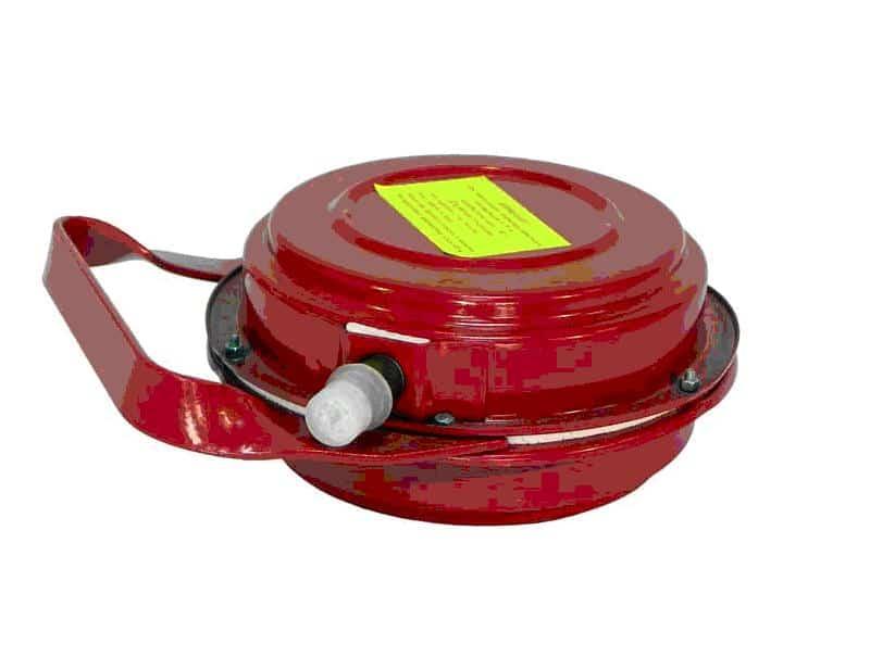 Portatīvs ugunsdzēšamā aerosol
