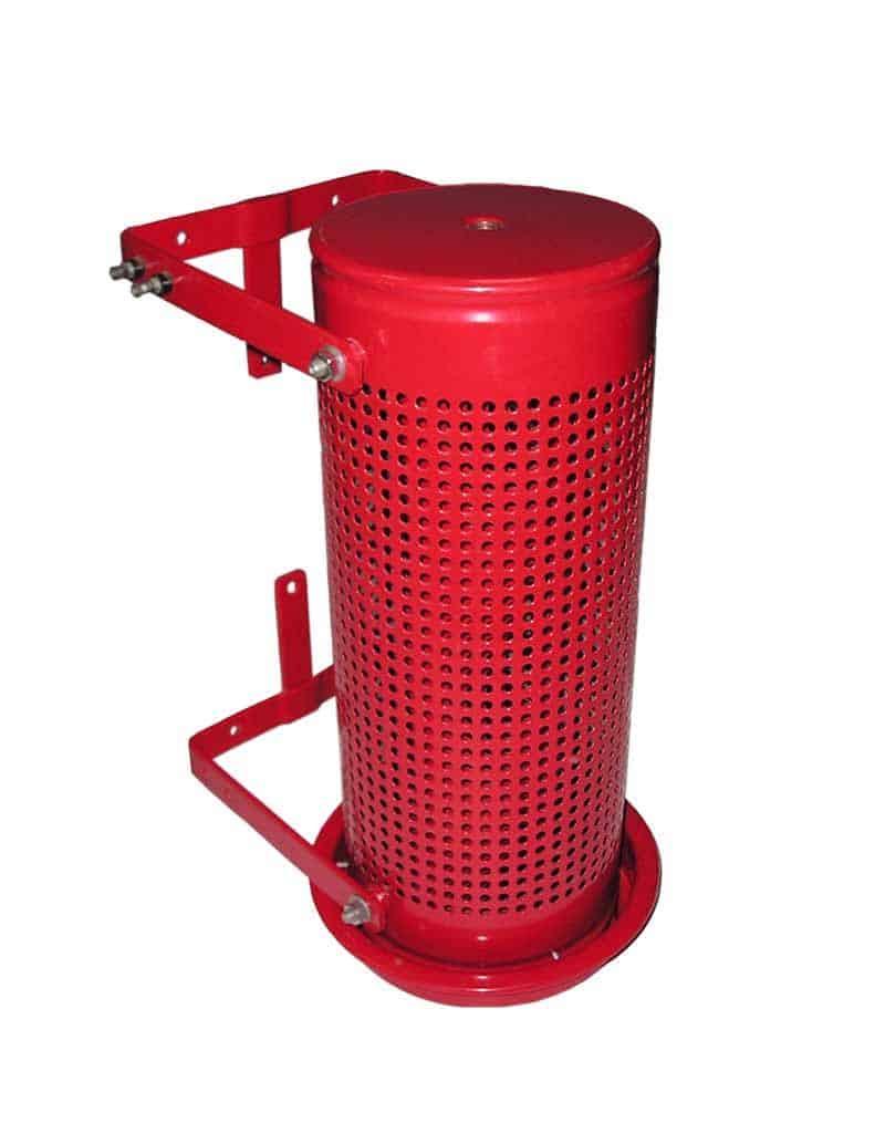 Ugunsdzēšamā aerosola ģenerators AGS-6