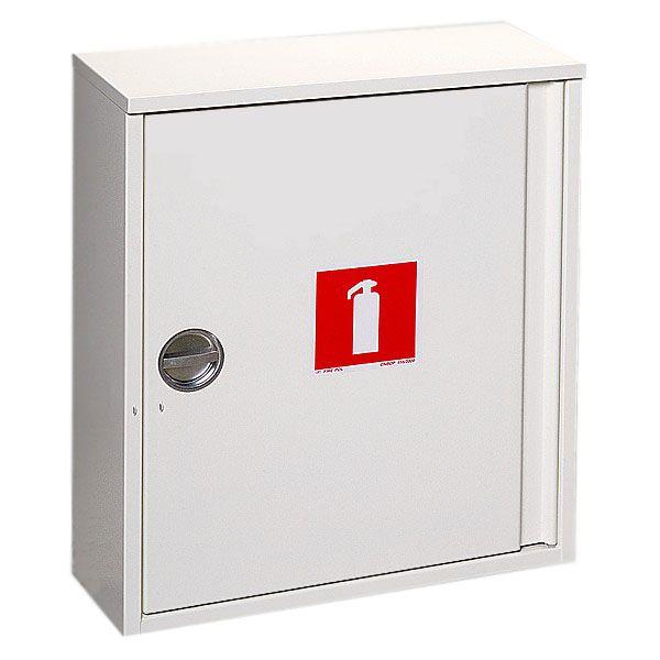 Ugunsdzēsības aparātu kaste G-