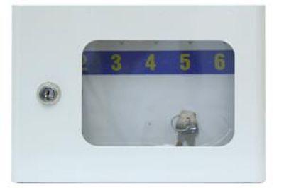 Atslēgu skapītis SZKL 6 (6 ats