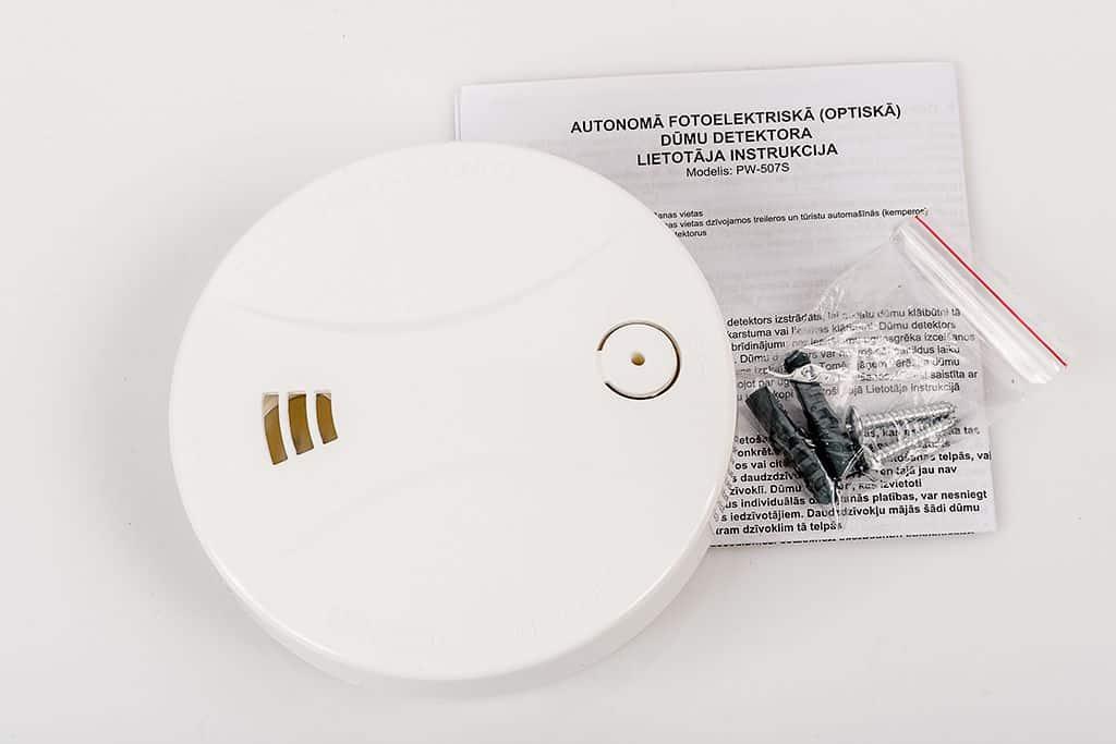 Dūmu detektors PW-507S
