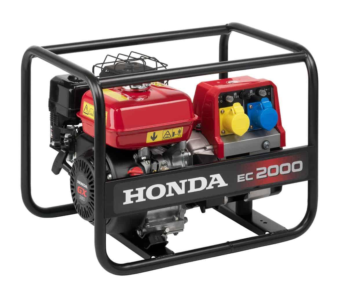 Ģenerators Honda EC2000