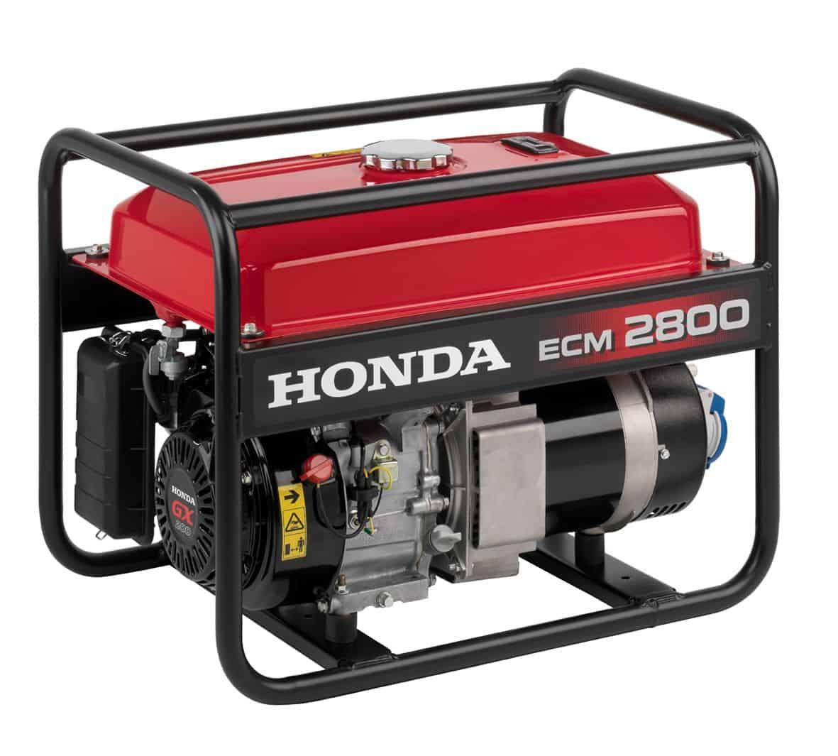 Ģenerators Honda ECM2800