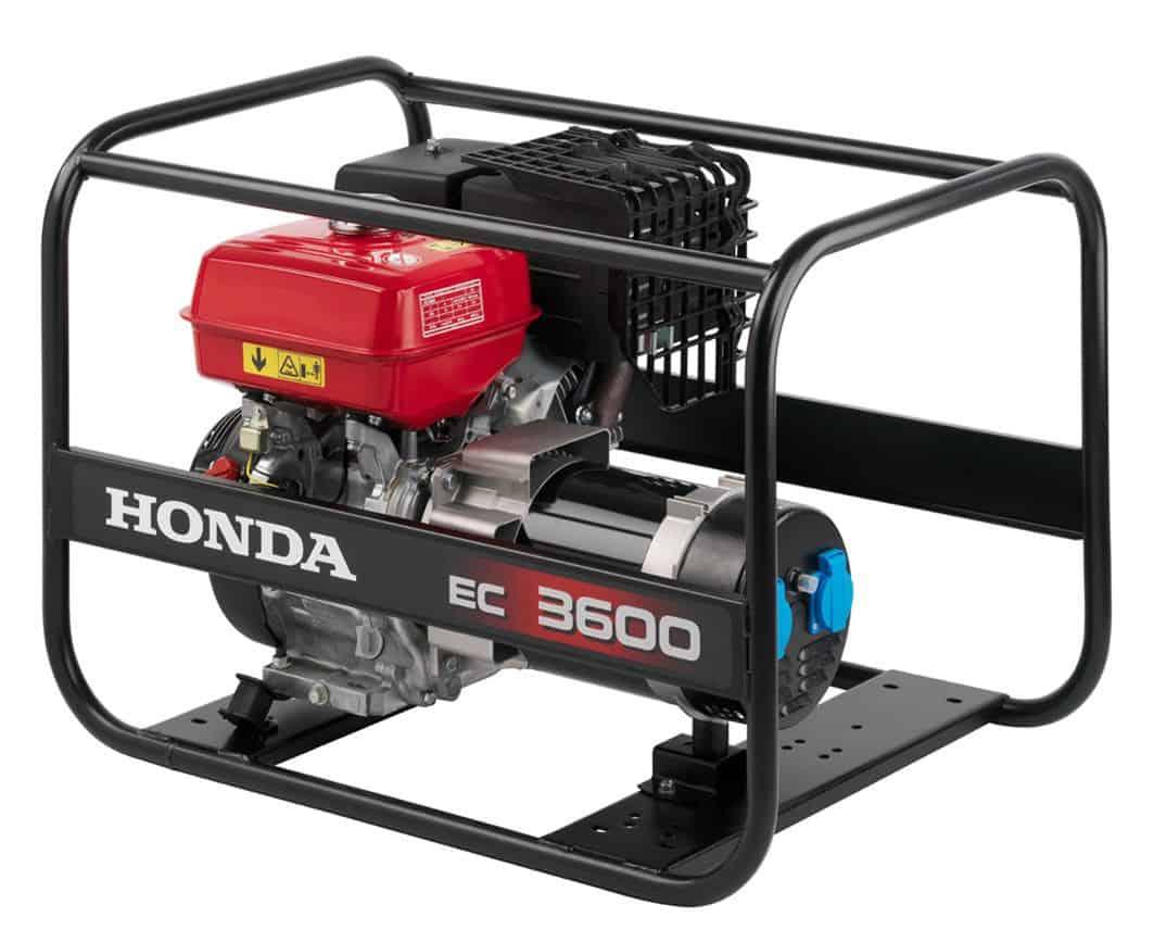 Ģenerators Honda EC3600