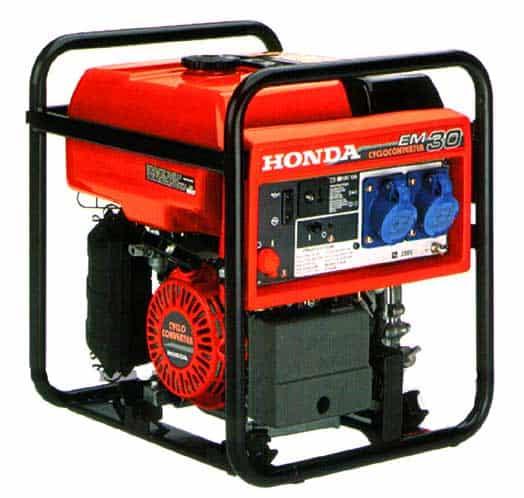 Ģenerators Honda EM30