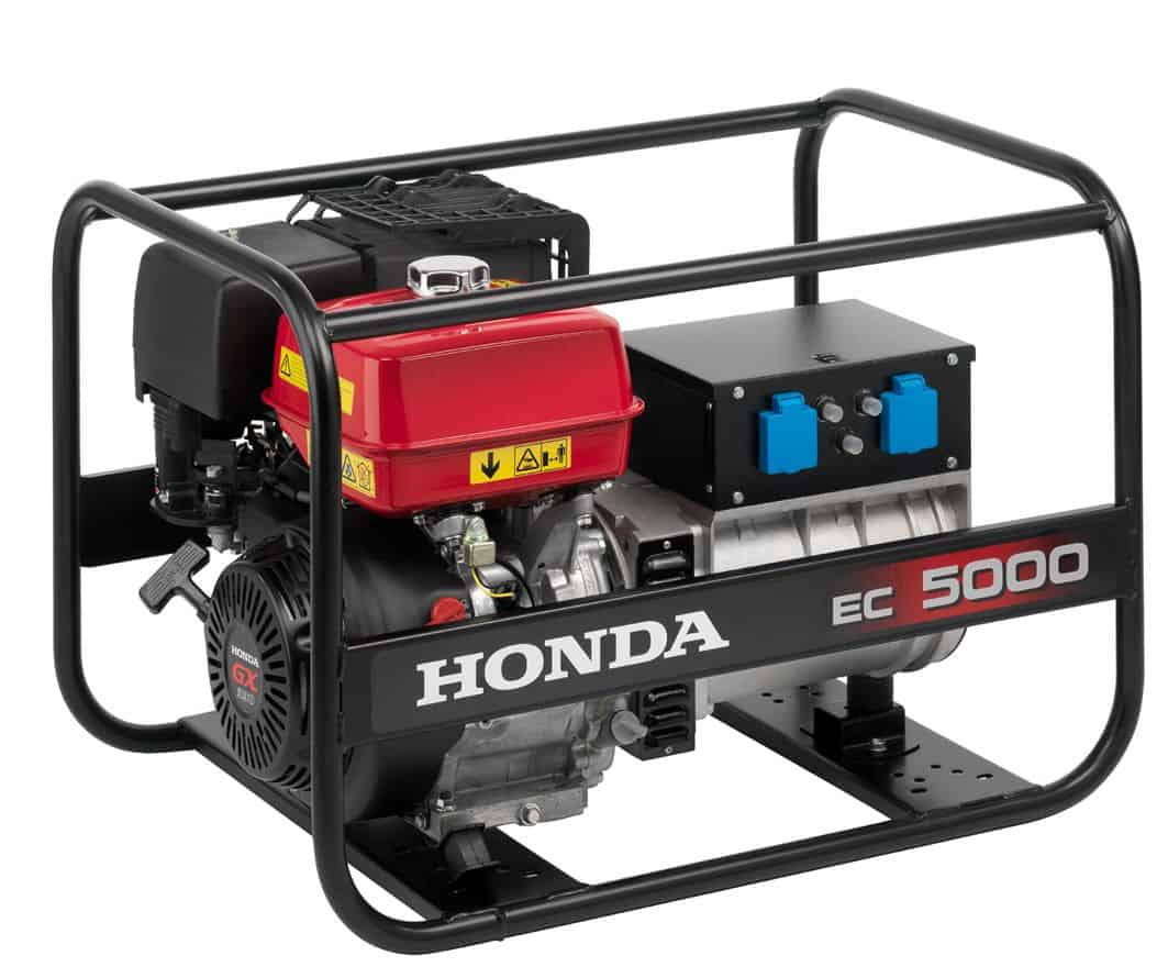 Ģenerators Honda EC5000
