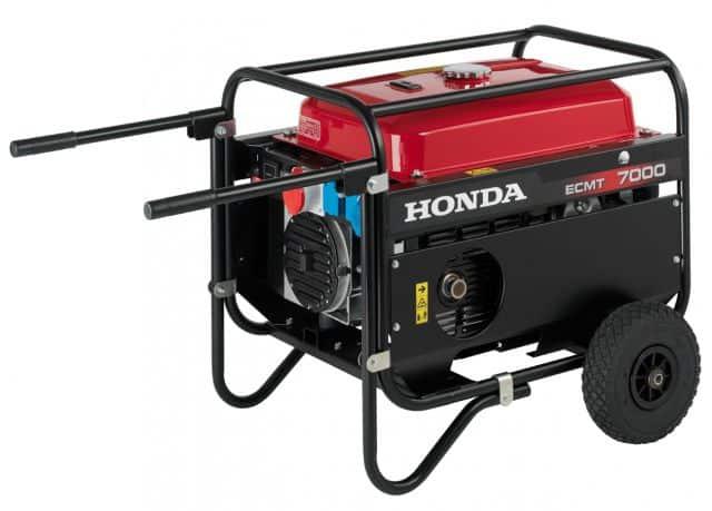 Ģenerators Honda ECMT7000