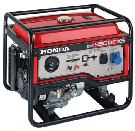 Ģenerators Honda EM5500CXS