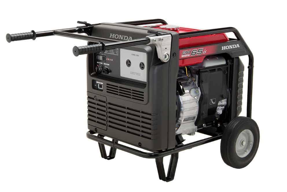 Ģenerators Honda EM65iS
