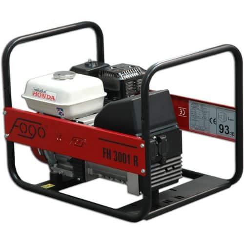Ģenerators FOGO FH3001R