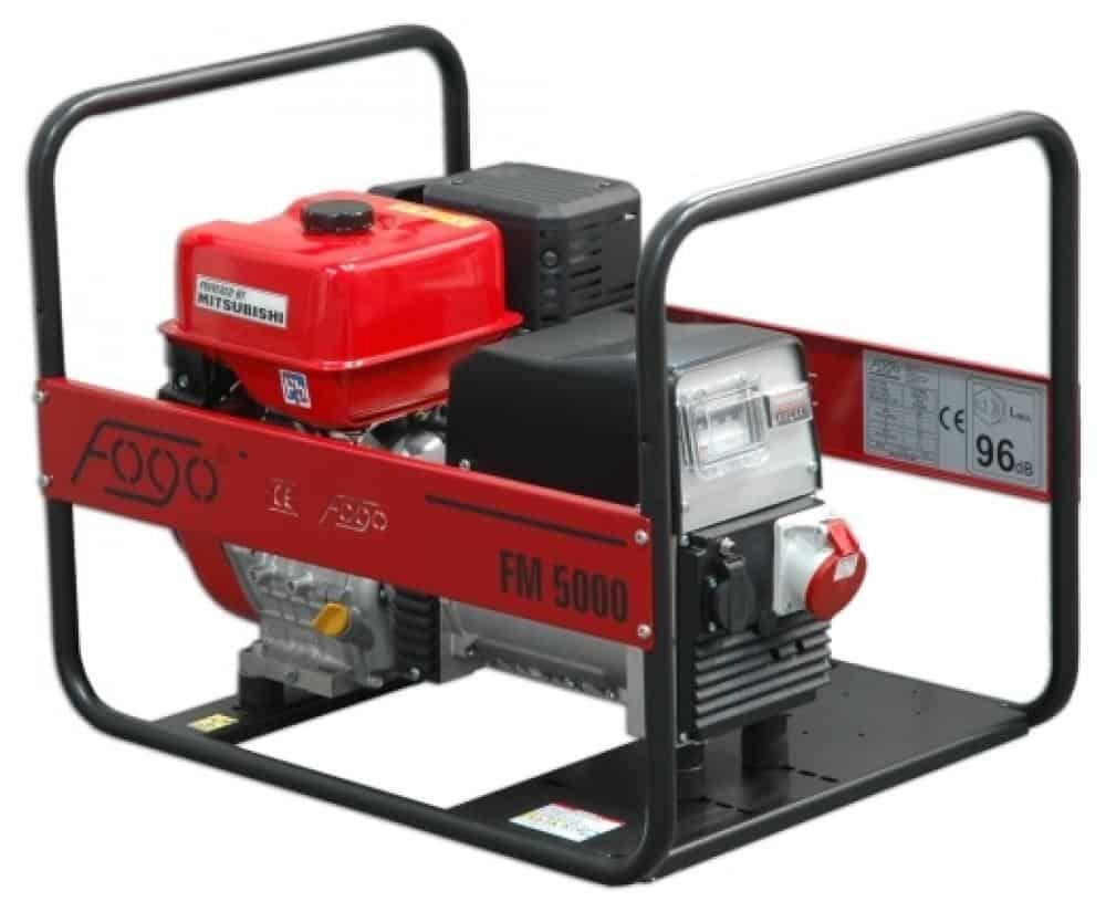 Ģenerators FOGO FH5000