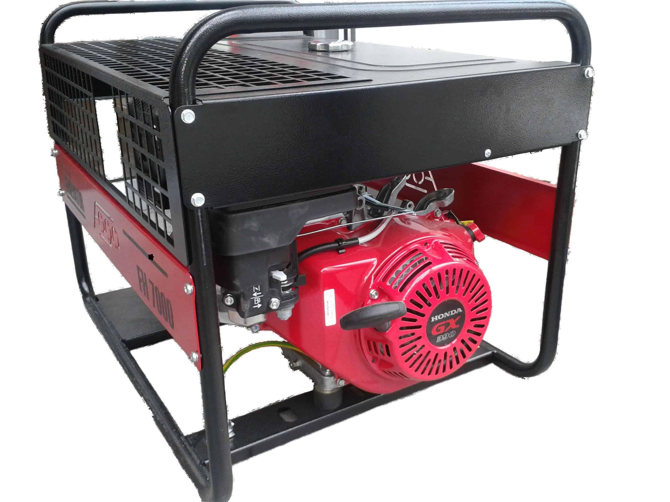 Ģenerators FOGO FH7000