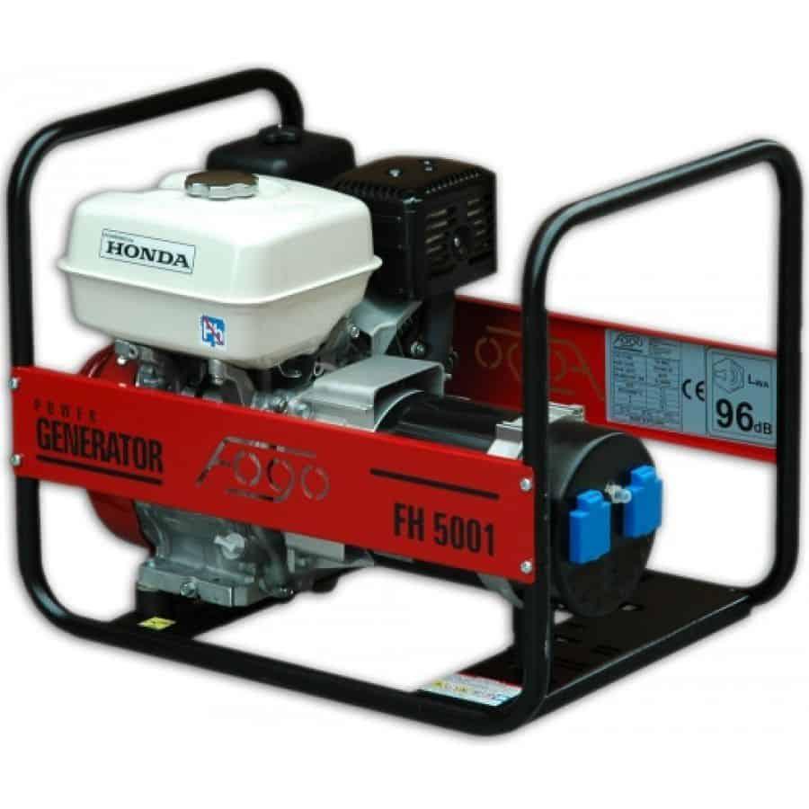 Ģenerators FOGO FH5001E