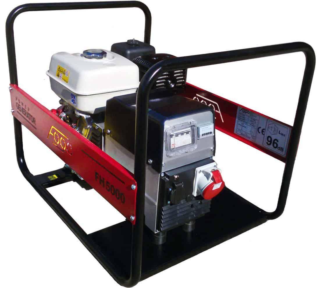 Ģenerators FOGO FH5000E