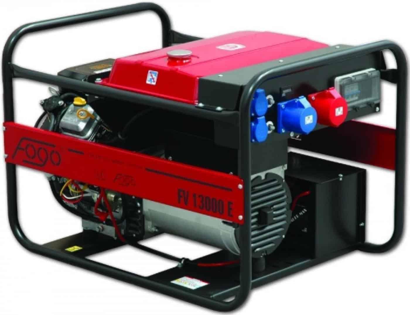 Ģenerators FOGO FV13000E
