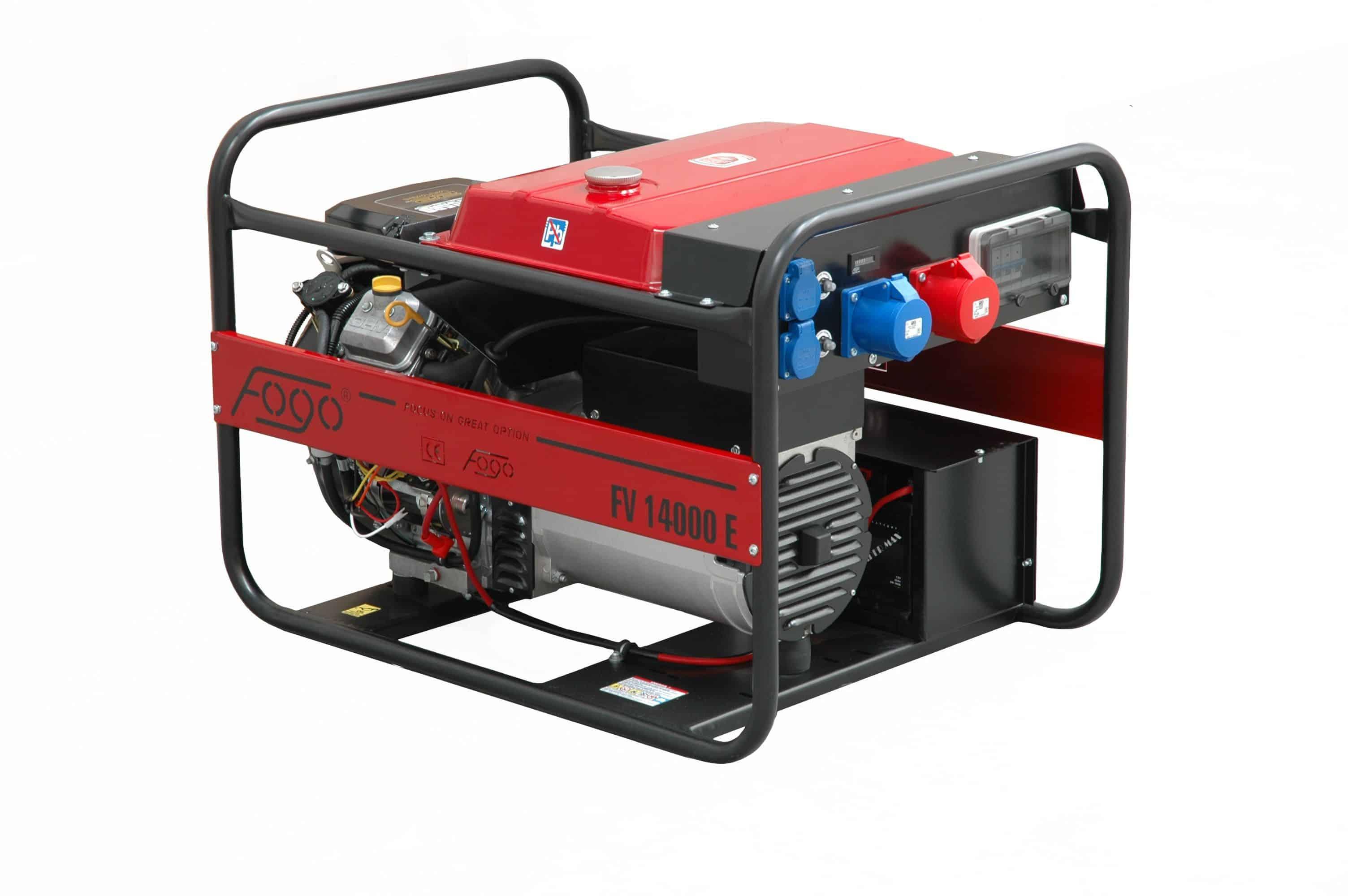 Ģenerators FOGO FV14000E