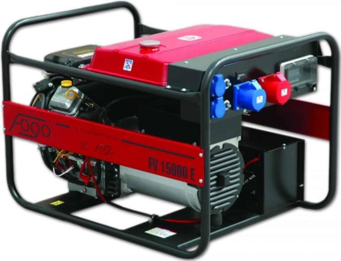 Ģenerators FOGO FV15000E