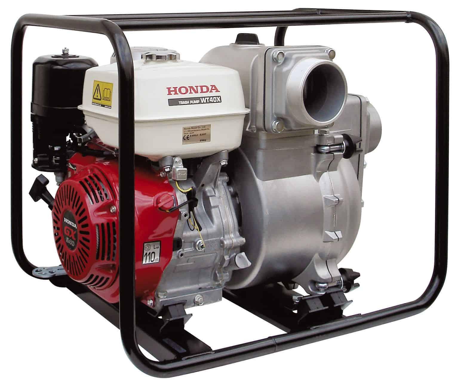 Ūdens sūkņis Honda WT 40 X