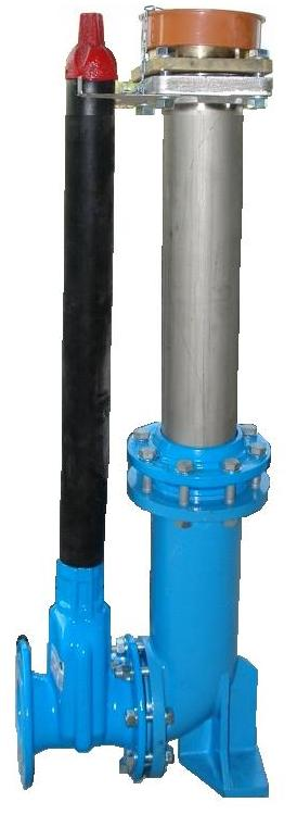 Ugunsdzēsības Hidrants H - NN