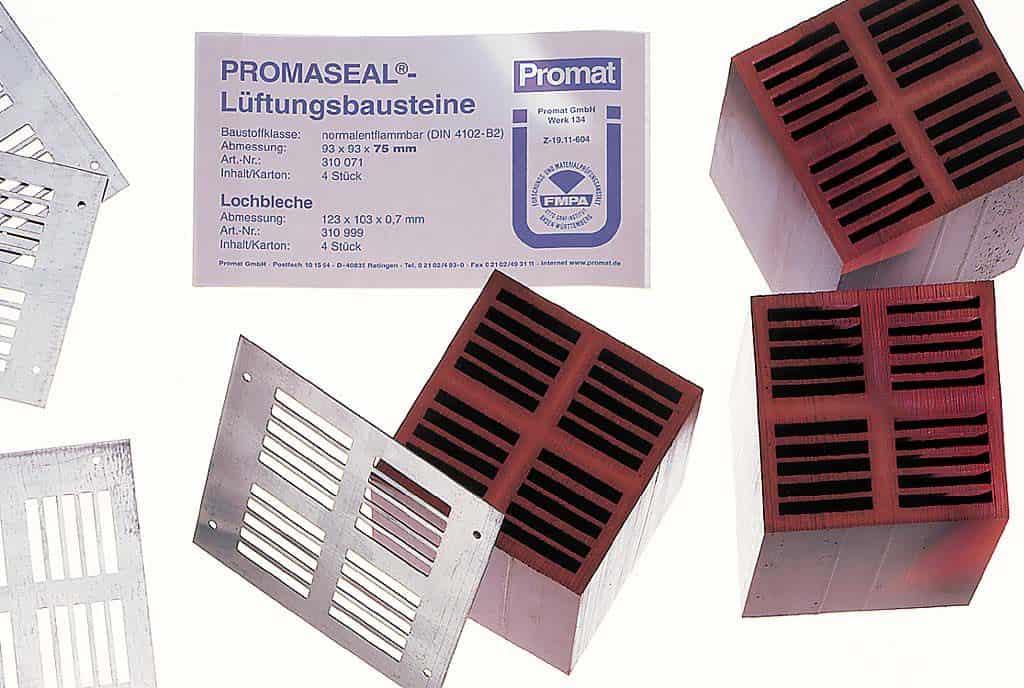 Ventilācijas bloks Promaseal (