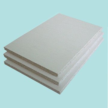 Magnezīta plāksnes (Baltas, 10