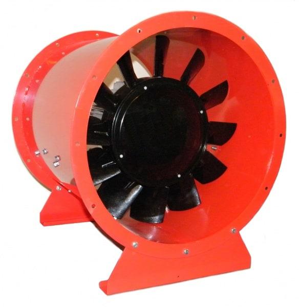 Axial Fan Design Calculation : Smoke exhaust axial flow fan mcr monsun fire ventilation